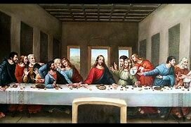 la santa cena año 333