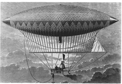 Se creo el dirigible