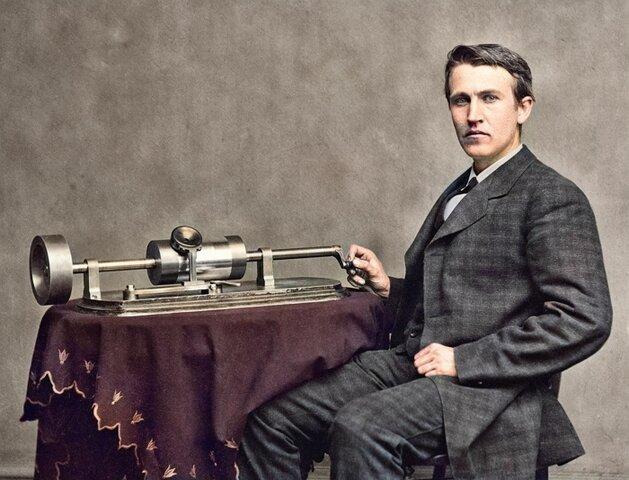 Эпоха звукозаписи