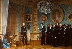 Constitución de 1857. México Vuelve a ser una República Federal