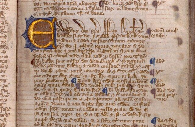 Magna Carta Libertatum was issued