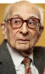 Claude Levi-Strauss (1908 - 2009)