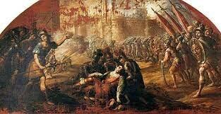 Defensa del castillo de Pamplona