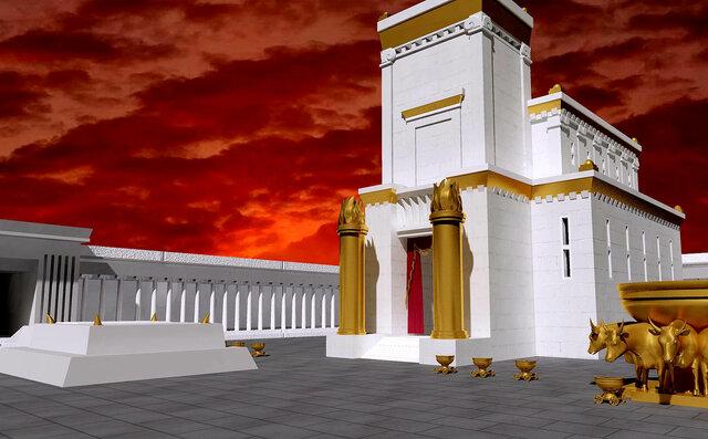 Solomons temple