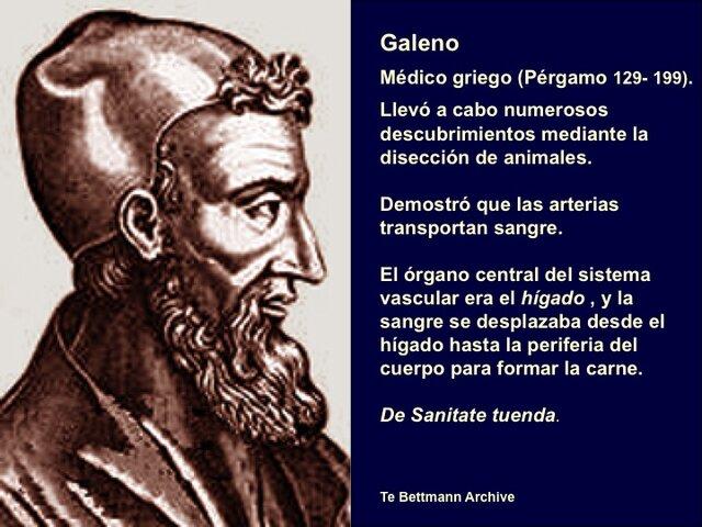 Galeno (130-200 d.c.)