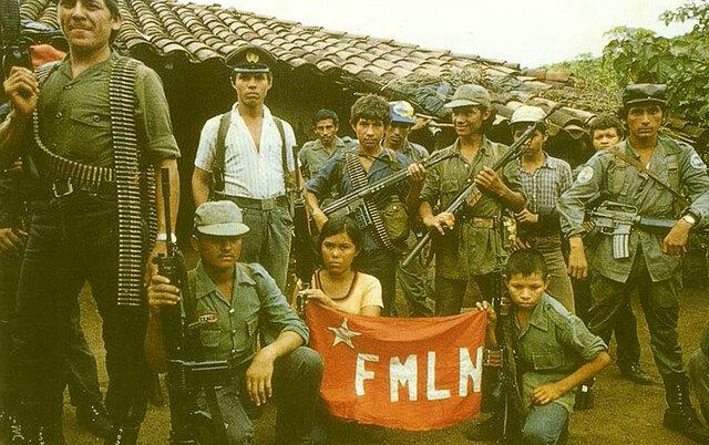 Fundación del FMLN