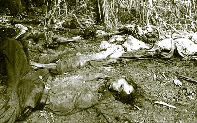 Masacre El Mozote