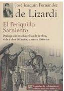 El periquillo sarniento es publicado por José Joaquín Fernández de Lizardi, escritor.