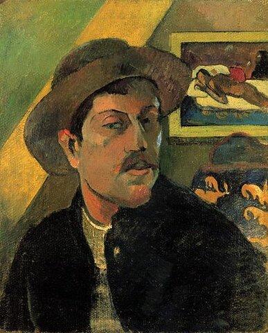 Paul Gauguin. (1848-1903).