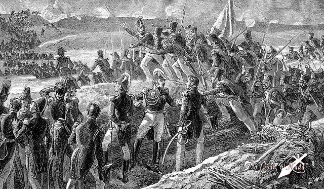 La invasión de los Cien Mil hijos de San Luis