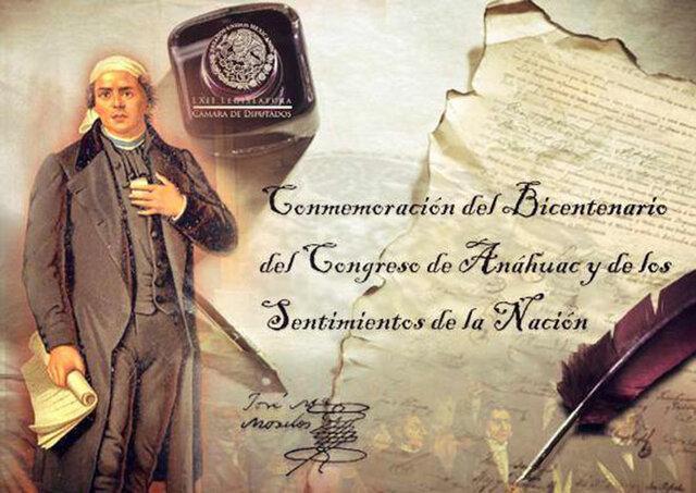 Sentimientos de la Nación 1813