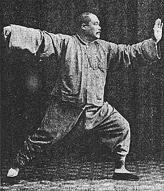 1200 Tai Chí Chuan Siglo VII