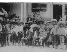 inicio la Revolución Mexicana