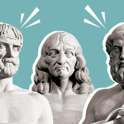 Filosofía, segunda linea del tiempo  timeline