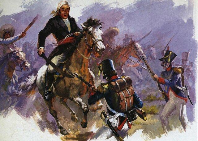 José María Morelos inicia el ataque a Acapulco.