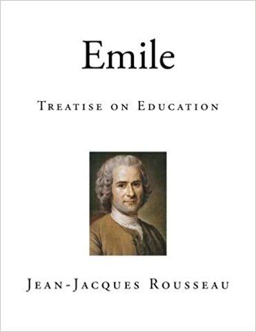 Francia. Jean Jacques Rousseau