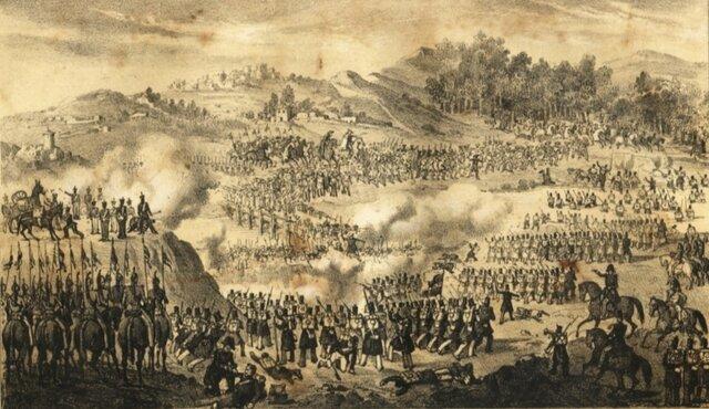 La segunda guerra carlista