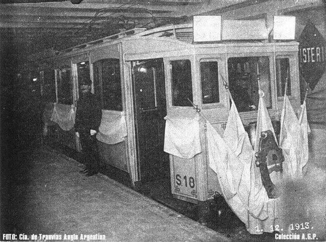 """Se inaugura la estación de subterráneo """"primera junta"""""""