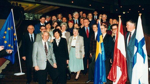 Austria, Finlandia y Suecia en la Unión Europea