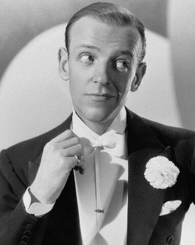 Nace el bailarín y actor Fred Astaire.
