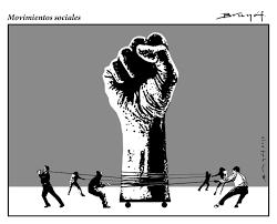 Movimiento sociales.