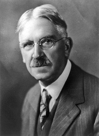 1930 - Jonh Dewey