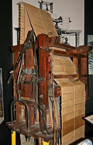 Máquina tejedora