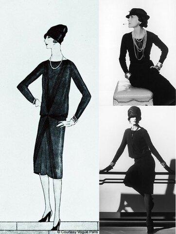 Gabrielle Chanel (1883 - 1971)