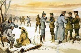 The Christmas Truce.