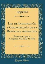 Ley de Inmigración