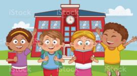 School Aged Children Milestones timeline