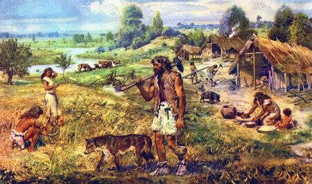 PREHISTORIA (6000 a 2500 a. C)