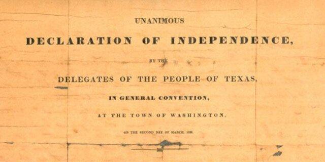 Causas de la Independencia de Texas