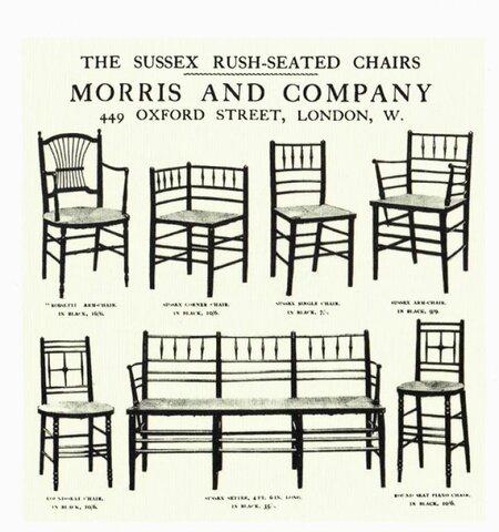 """Morris, Marshall, Faulkner, and Company"""