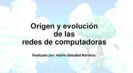 Origen y Evolución De Las Redes De Computo 1103 timeline