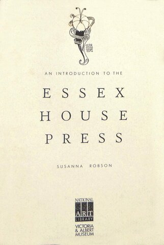 Essex House Press