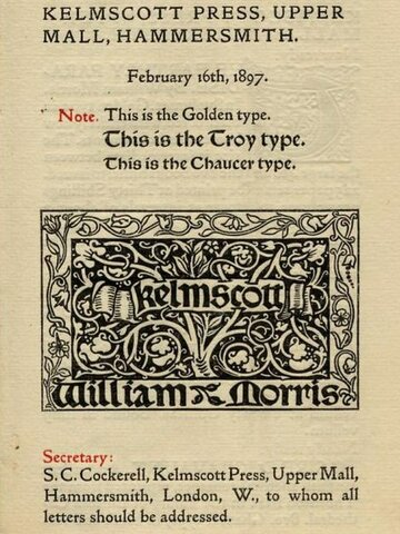 Golden Typeface