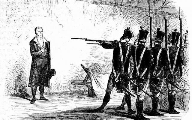 Revolución de Lavalle en contra de Dorrego