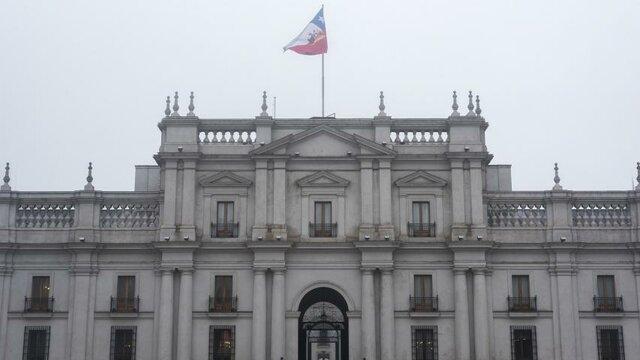 La casa de la moneda en Chile
