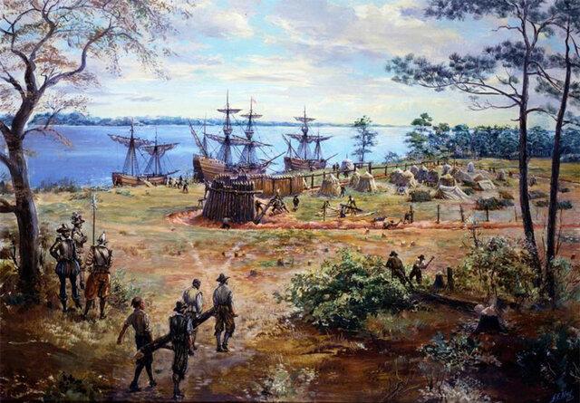 Prospérité dans les 13 colonies