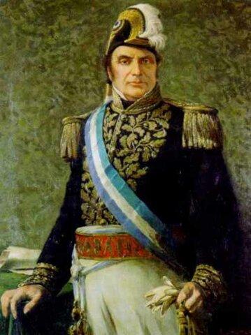 """La """"traición"""" de Justo José de Urquiza"""