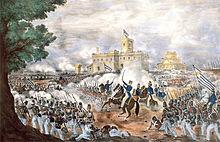 Formación del Ejército Grande contra Rosas