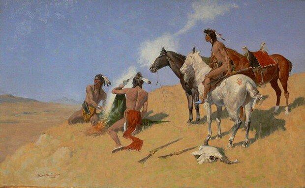 Loa indios americanos