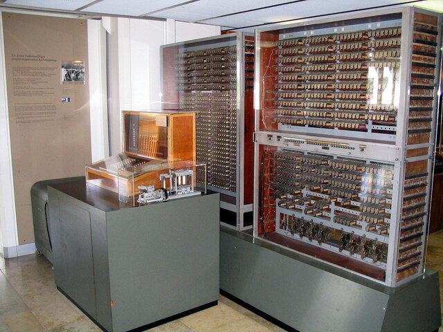 Computadora Mecanica