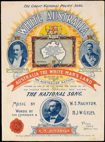 White Australia