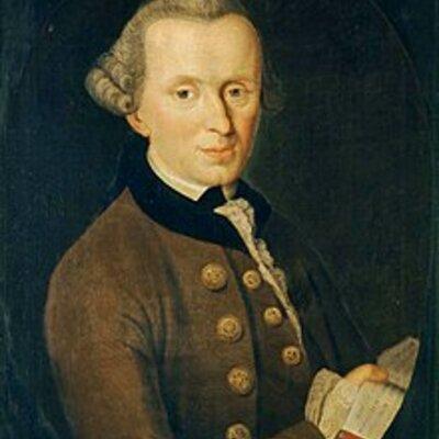 Immanuel Kant (Königsberg, Prusia 1724 - 1804) timeline