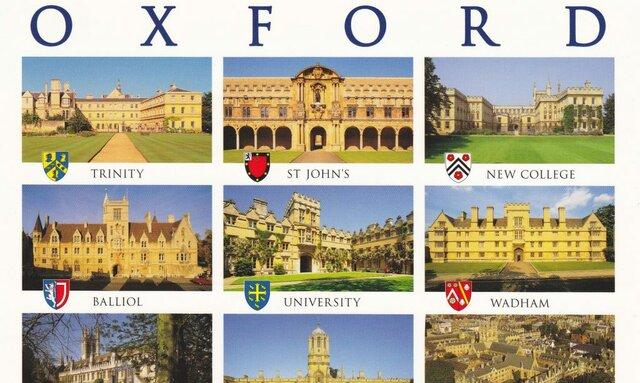 Escuela de Oxford
