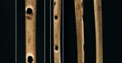La música empezó hace 35.000 años