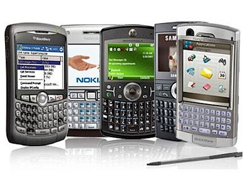 Tercera Generacion telefonos moviles