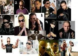 ciones de reggaeton 1990 hasta 2021